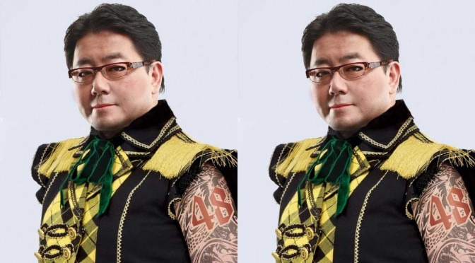 Akimoto Yasushi's commentary on 10th year anniversary