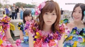 First AKB48 Kokoro no Placard Prize Grand Prix winner