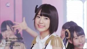 HKT48's Miyawaki Sakura has become too skinny?