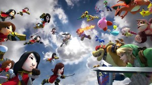 AKB48's Super Smash Bros collaboration?!?!