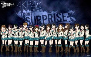 Cast your vote in making the next AKB48 Team Surprise song!