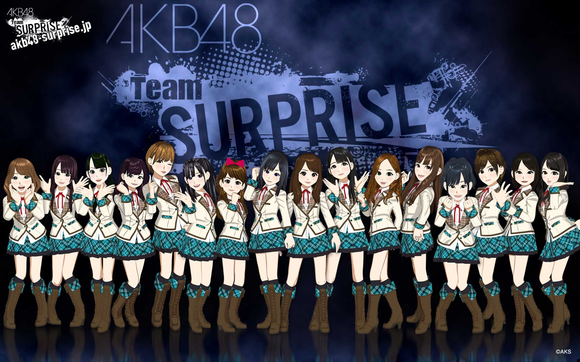 Cast your vote in making the next AKB48 Team Surprise song! | akbzine