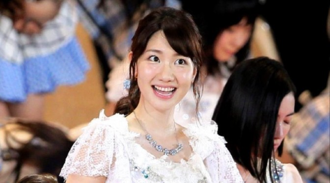 Kashiwagi Yuki's 2015 7th Senbatsu speech (English subtitles)