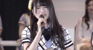Kojina Yui 2015 7th Senbatsu speech (English Subtitles)