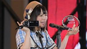 Matsumura Kaori's 2015 7th Senbatsu speech (English subtitles)