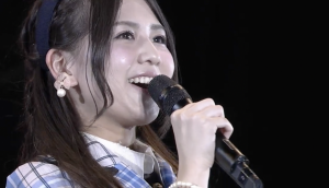 Sato Sumire 2015 7th Senbatsu speech (English subtitles)