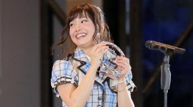 Shibata Aya's 2015 7th Senbatsu speech (English subtitles)