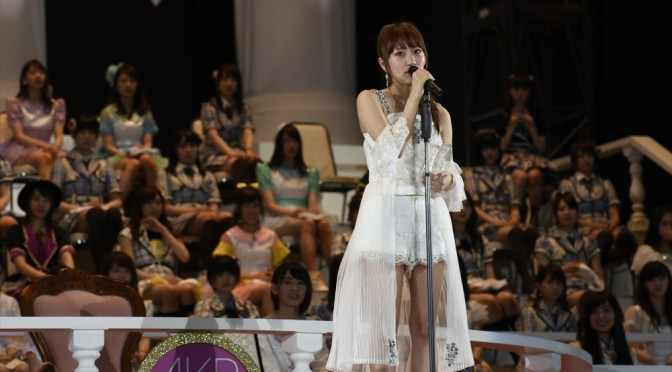 Takahashi Minami's 2015 7th Senbatsu speech (English subtitles)