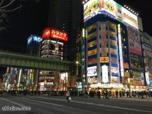 AKB48 Shopping Guide to Akihabara