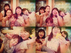 1st Gen AKB48 Members celebrate Kitarie's Birthday