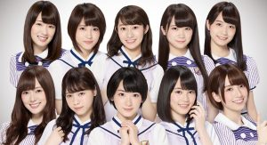 Nogizaka46's Taiyo Knock new MV and CD covers