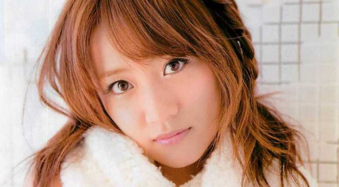 Takahashi Minami offers her life advice on company work