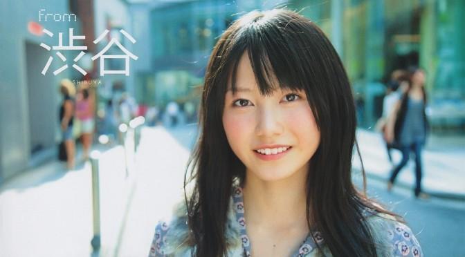 Yokoyama Yui votes for herself 4 times