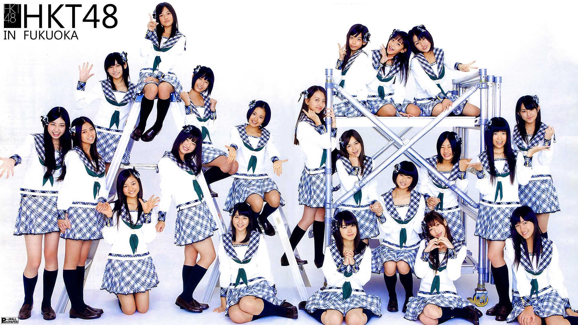 """HKT48 cmdaikonHKT48lawson · HKT48 Official History book: """"Kusattara, make"""""""