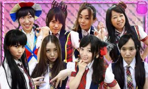 AKB48, Team G!  Wait, something's not right here…