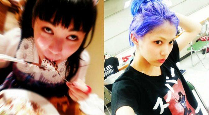 Useless #3: Sakura-tan's low shot, Okada Nana's sleeping face, Hanako's Twitter