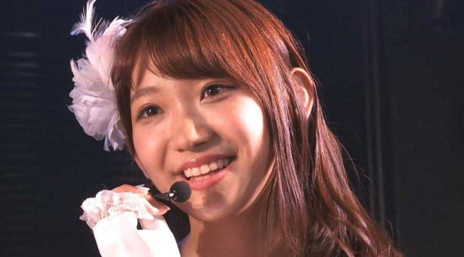 Kobayashi Marina announces graduation
