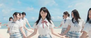 SKE48's 18th single: Mae No Meri music video