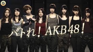 The latest AKB48 Stage Fighter commercial