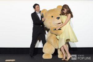Kojiharu's harassed by a Teddy bear?
