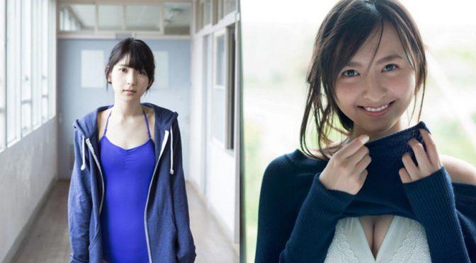 HKT48 Matsuoka Natsumi's first photobook on sale