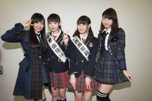 NGT48 First appearance on August 21st