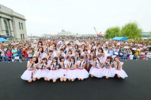 NGT48 Official Site & Youtube channel up. Who's your favorite?!