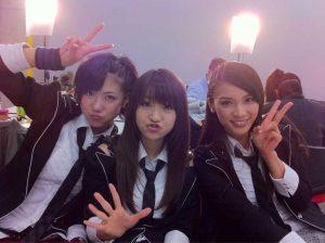 Oshima Yuko: I couldn't live withou Miyazawa Sae