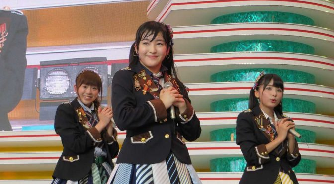 Useless #15: Takamina is tiny, Meru is fat, Shuu spitting