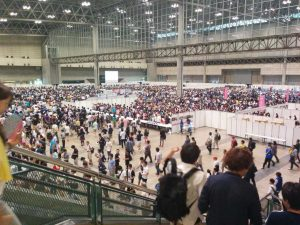 Guest Post: Halloween Night Handshake Event experience