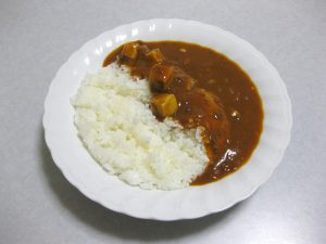 Have some poo-flavored curry