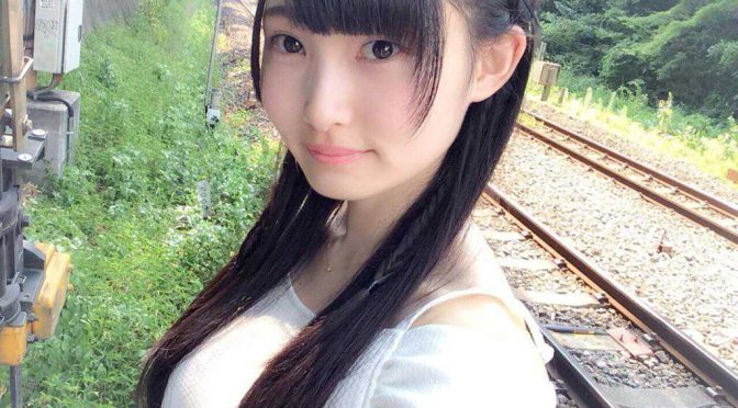 This SKE48 wota is too cute