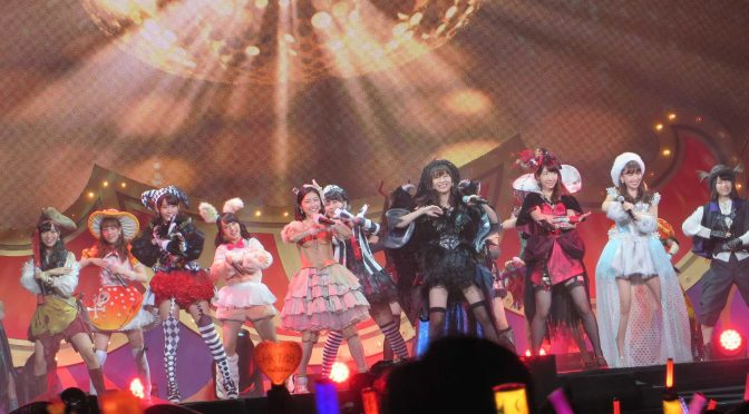 AKB48 Happy Halloween 2015