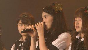Goto Izumi announces her graduation
