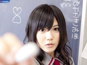 Akimoto Yasushi's favorite member? Miyazaki Miho!