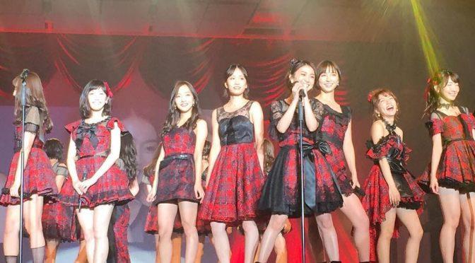 AKB48 Theater 10th year anniversary summary