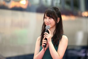 Matsui Rena talk show event draws massive crowds