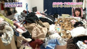 2chan says: Tani Marika's messy room appears again