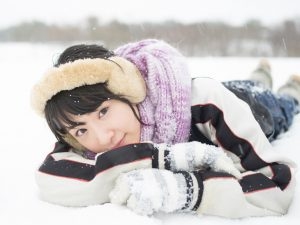 Ikoma Rina's first photo book, due out next month
