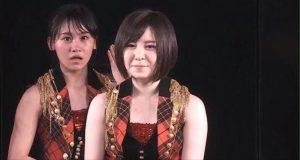 Iwata Karen announces graduation
