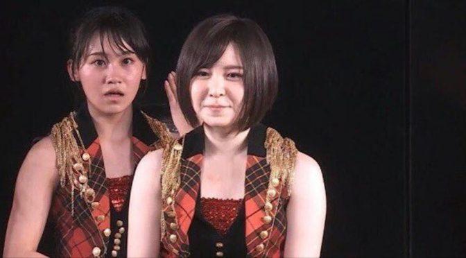 iwata karen graduation 岩田華怜の卒業