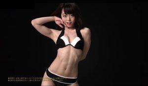 Minegishi Minami gets buff in new gym collaboration CM