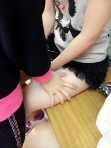 Useless #43: Yuria cooks, Miki's face, Mion and Sasaki's legs