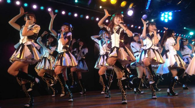 2chan says: Anyone picked their oshimen based solely on performance skill?