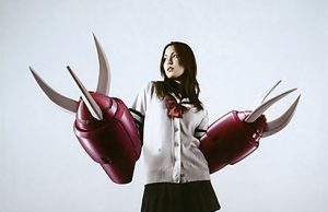 Gundam plus Japanese School Girl has interesting results