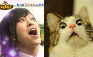Useless #42: Sayanee's face, moonwalking, Doraemon, kissy kissy