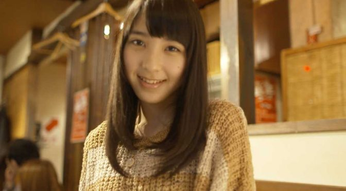 Matsuoka Natsumi AKB 1/149 ending confession and gameplay