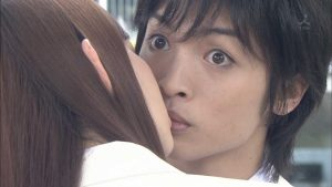 2chan says: if there's a kiss scene with my oshimen, I'm quitting the fandom