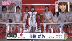 2chan says: Sasshi is too strong. She should retire from the election