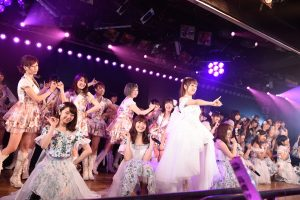 Takahashi Minami final graduation theater performance commentary